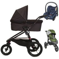 Baby Jogger Summit X3+GRATIS+gondola+fotelik (do wyboru)