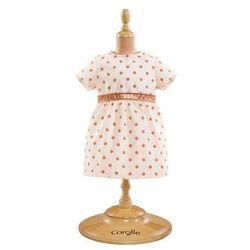 Ubranko dla lalki Mon Premier Corolle - Pink Gold Dress 887961288346