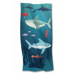 Ręcznik kąpielowy 70x140 cm Ocean 1Y38A1 Oferta ważna tylko do 2023-07-02