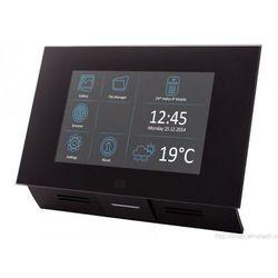 2N IndoorTouch - panel dotykowy naścienny - PoE - czarny