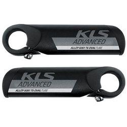 Rogi kierownicy Kelly's KLS ADVANCED black