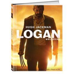 Logan: Wolverine (DVD) + Książka