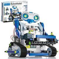 Kreatywne dla dzieci, Clementoni Robomaker Zestaw startowy 50098 p6