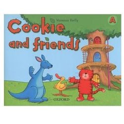 Cookie and friends A: Classbook (opr. broszurowa)