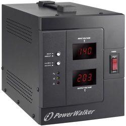 Stabilizator napięcia POWERWALKER AVR 3000 SIV FR + DARMOWY TRANSPORT!