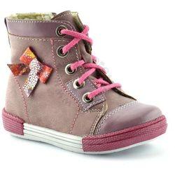 Buty zimowe dla dzieci Kornecki 04992 - Różowy