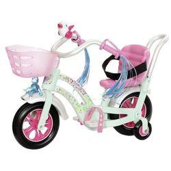 BABY born rower dziecięcy z koszykiem