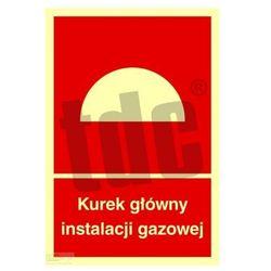 Kurek główny instalacji gazowej Art. BB005