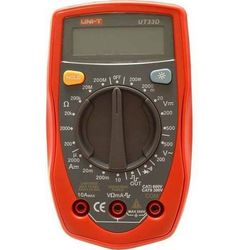 MIER-UT33D Miernik uniwersalny test diody i buzzer