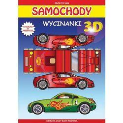 Samochody Wycinanki 3D - Krzysztof Tonder