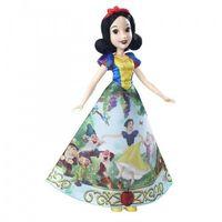 Lalki dla dzieci, Lalka księżniczka - magiczna sukienka, różne rodz.