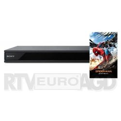 Sony UBP-X800 + film Spider-man Homecoming