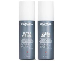 Goldwell StyleSign Ultra Volume Double Boost | Zestaw: spray zwiększający objętość 2x200ml