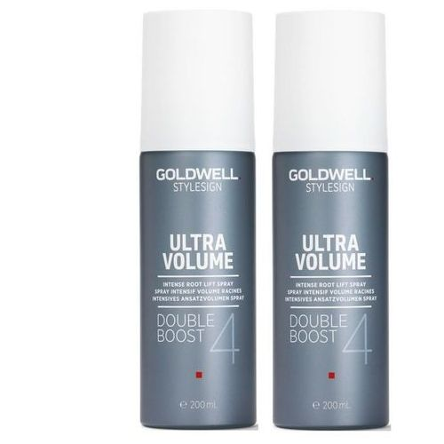 Inne kosmetyki do włosów, Goldwell StyleSign Ultra Volume Double Boost | Zestaw: spray zwiększający objętość 2x200ml