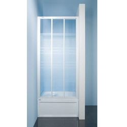 SANPLAST drzwi Classic 90 przesuwne, szkło W4 DTr-c-90 600-013-1631-01-410