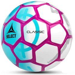 Piłka nożna Select Classic white-blue 2018