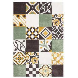 Dywan Colours Puppis 66 x 110 cm płytka zielony