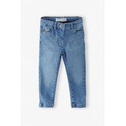 Spodnie niemowlęce jeansowe 6L38A2 Oferta ważna tylko do 2031-06-24