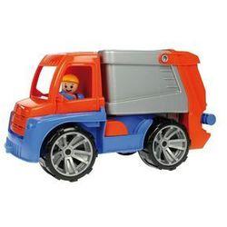 Śmieciarka, pojazd, 29 cm