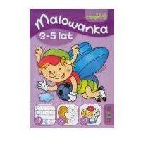 Książki dla dzieci, Malowanka 3-5 lat cz.3 - Praca zbiorowa (opr. broszurowa)