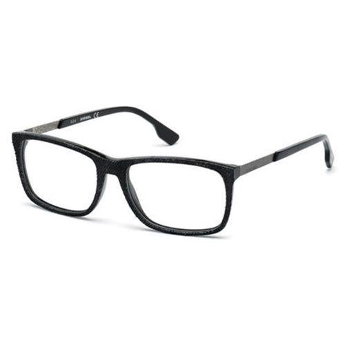 Okulary korekcyjne, Okulary Korekcyjne Diesel DL5166 001