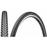 Opony i dętki do roweru, Opona rowerowa Continental Cycloxking 28 (700c) - czarna zwijana