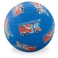 Piłki dla dzieci, Piłka 5'', 13cm, wzór Straż pożarna
