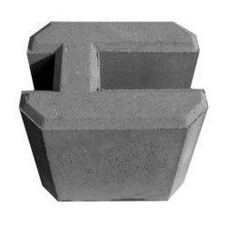 Pustak betonowy - Przelotowy 20 cm