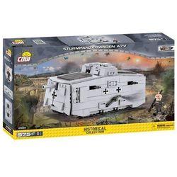Klocki Mała Armia Sturmpanzerwagen A7V 575 - DARMOWA DOSTAWA OD 199 ZŁ!!!