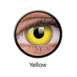 Crazy Lens - Yellow, 2 szt.