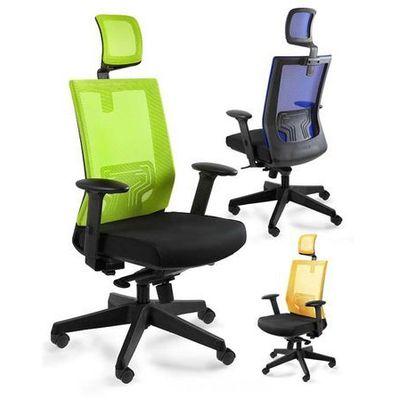Fotel UNIQUE NEZ czarny i w kolorach, bezpłatna, Unique