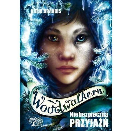 Literatura młodzieżowa, Woodwalkers T.2 Niebezpieczna przyjaźń (opr. twarda)