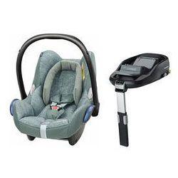 Fotelik samochodowy Cabrio Fix 0-13 kg + Baza Family Fix Maxi-Cosi (Nomad Green)