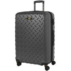 Caterpillar Industrial Plate walizka duża 75 cm CAT / grafitowa - Iron Grey