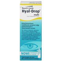 Krople do oczu, Hyal-Drop multi zestaw 2 szt.