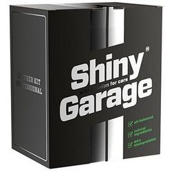 Shiny Garage Leather Kit Strong - Kompletny zestaw do pielęgnacji skór