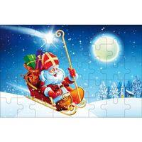 Muzyka religijna, Puzzle ze Świętym Mikołajem