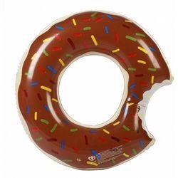 Donut Dmuchany 120cm Koło Materac