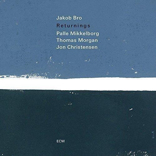 Pozostała muzyka rozrywkowa, RETURNINGS - Bro, Jakob, Morgan, Thomas, Baron, Joey (Płyta CD)