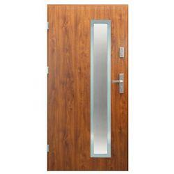 Drzwi zewnętrzne Splendoor Meije 90 lewe złoty dąb