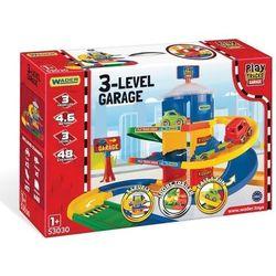 Garaż 3-poziomowy Play Tracks (53030). od 12 miesięcy