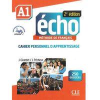 Książki do nauki języka, Echo A1 ćw. /CD gratis/ (opr. miękka)