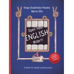 Open Your English Wider!!! (opr. miękka)