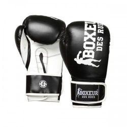 BOXEUR Rękawice bokserskie bxt-5127 (10 oz) BLACK