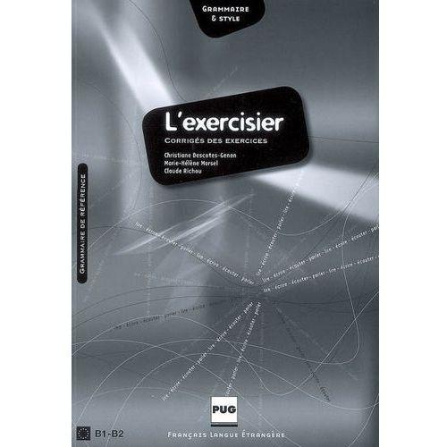 Książki do nauki języka, L`Exercisier - Corrigés des exercices (opr. miękka)