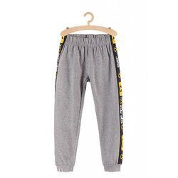 Spodnie chłopięce dresowe 1M37A6 Oferta ważna tylko do 2022-09-22