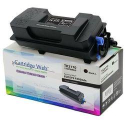 Toner Cartridge Web Czarny Kyocera TK 3170 zamiennik TK3170 (z pojemnikiem na zużyty toner WASTE BOX