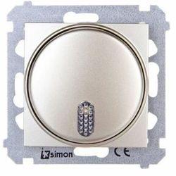SIMON 54 Dzwonek elektroniczny (moduł) 230V~; złoty mat DDS1.01/44 WMDD-010xxK-044