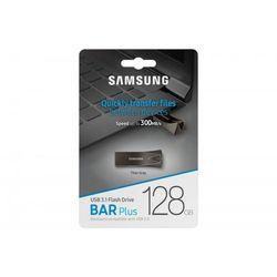 Samsung BAR Plus USB3.1 128 GB Titan Gray