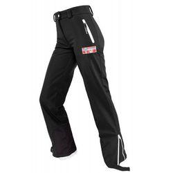 Spodnie narciarskie softshell RACEPANT damskie
